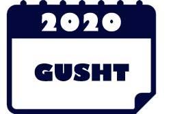 Gusht 2020